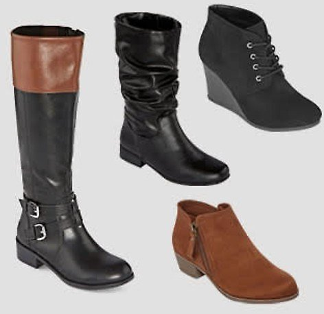 Women's Boots (Multiple Styles)
