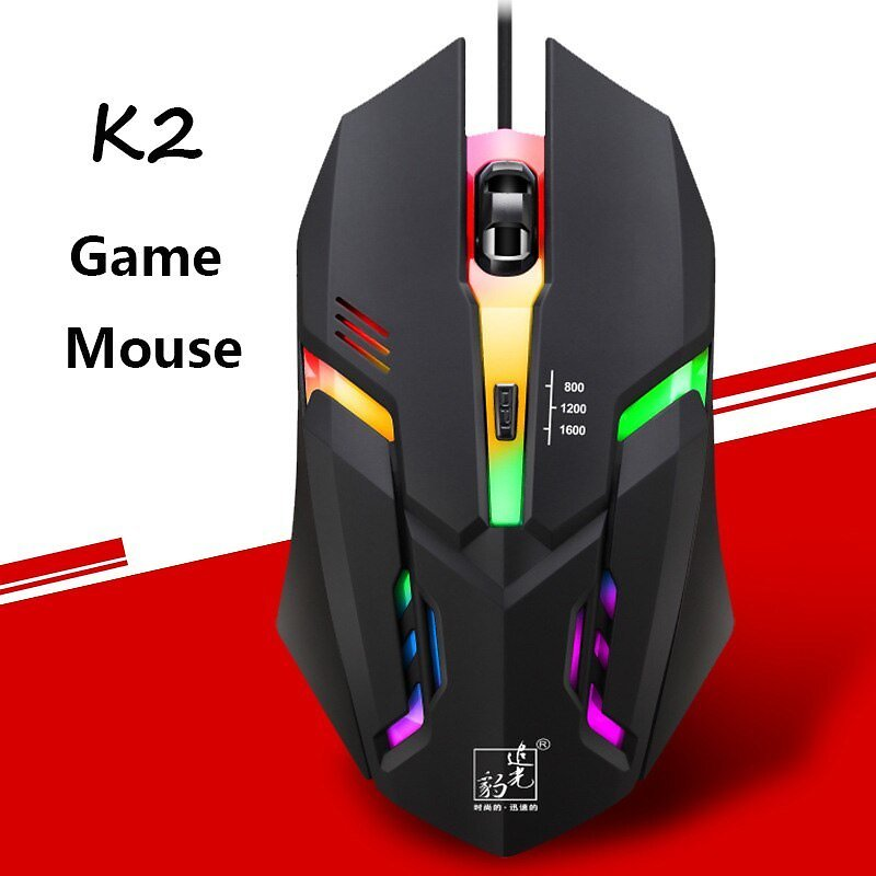 US $6.78 18% OFF|K2 1600 DPI USB Optical Wireless Computer Mouse Receiver Super Slim Mouse For PC Laptop Gaming Mouse USB Receiver Pro Gamer|Mice| - AliExpress