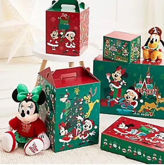 Disney Holiday Gift Guide W/extra 25% Off