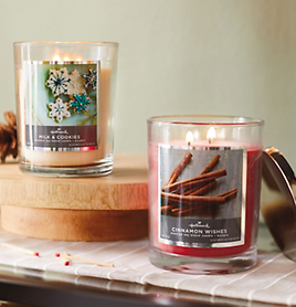 Buy One, Get One Free Select 3-wick Candles