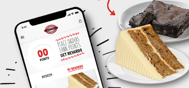Sign Up and Get a Free Any 2 Desserts