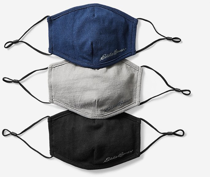 Non-Medical Face Mask - 3-Pack