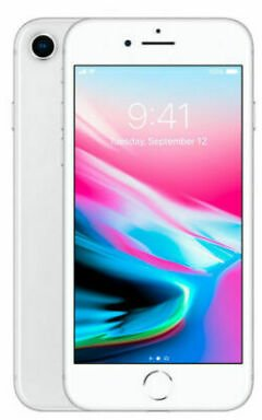 Apple IPhone 8 - 128GB - Silver (Unlocked) A1905 (GSM) for Sale Online