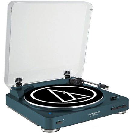 Audio-Technica Stereo Turntable with Bluetooth Wireless| BuyDig.com