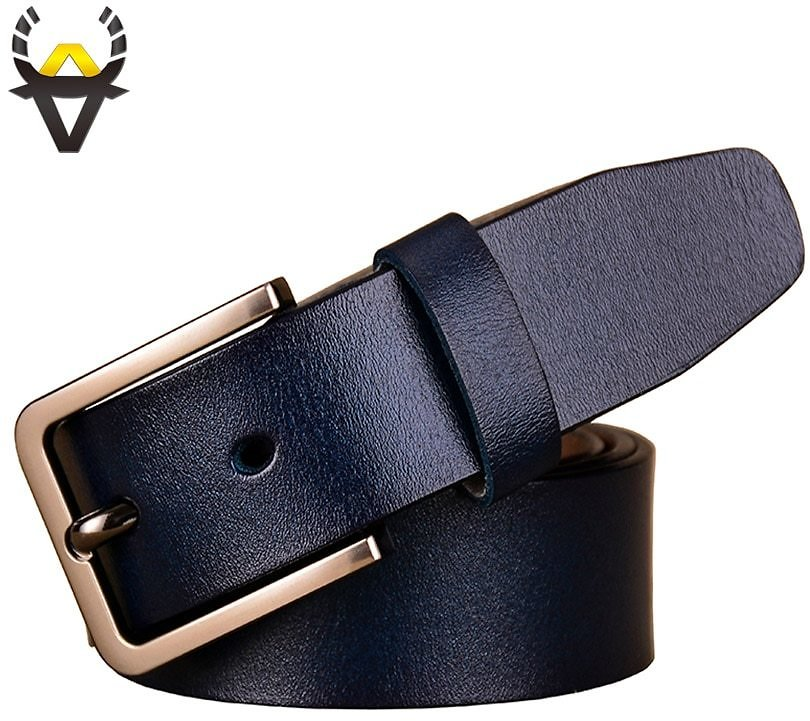 US $11.74 60% OFF|Fashion Genuine Leather Belts for Women Luxury Designer Pin Buckle Belt Female Quality Second Layer Cow Skin Strap Width 3.3 Cm|leather Belt Bracelet|belt Fashionleather Hood - AliExpress