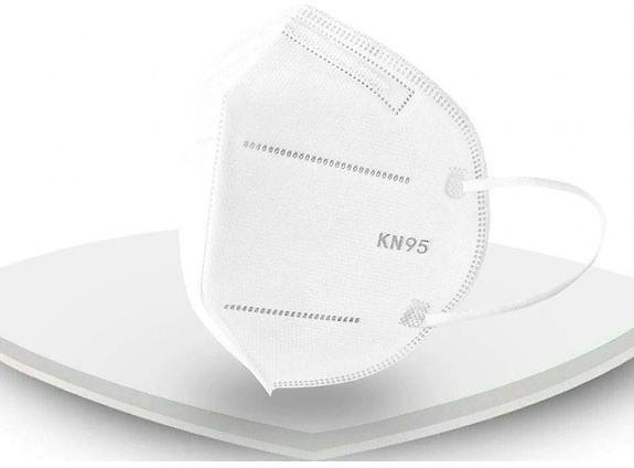 KN95 Protective Face Masks - 10 Pack, with 1 Hand Sanitizer