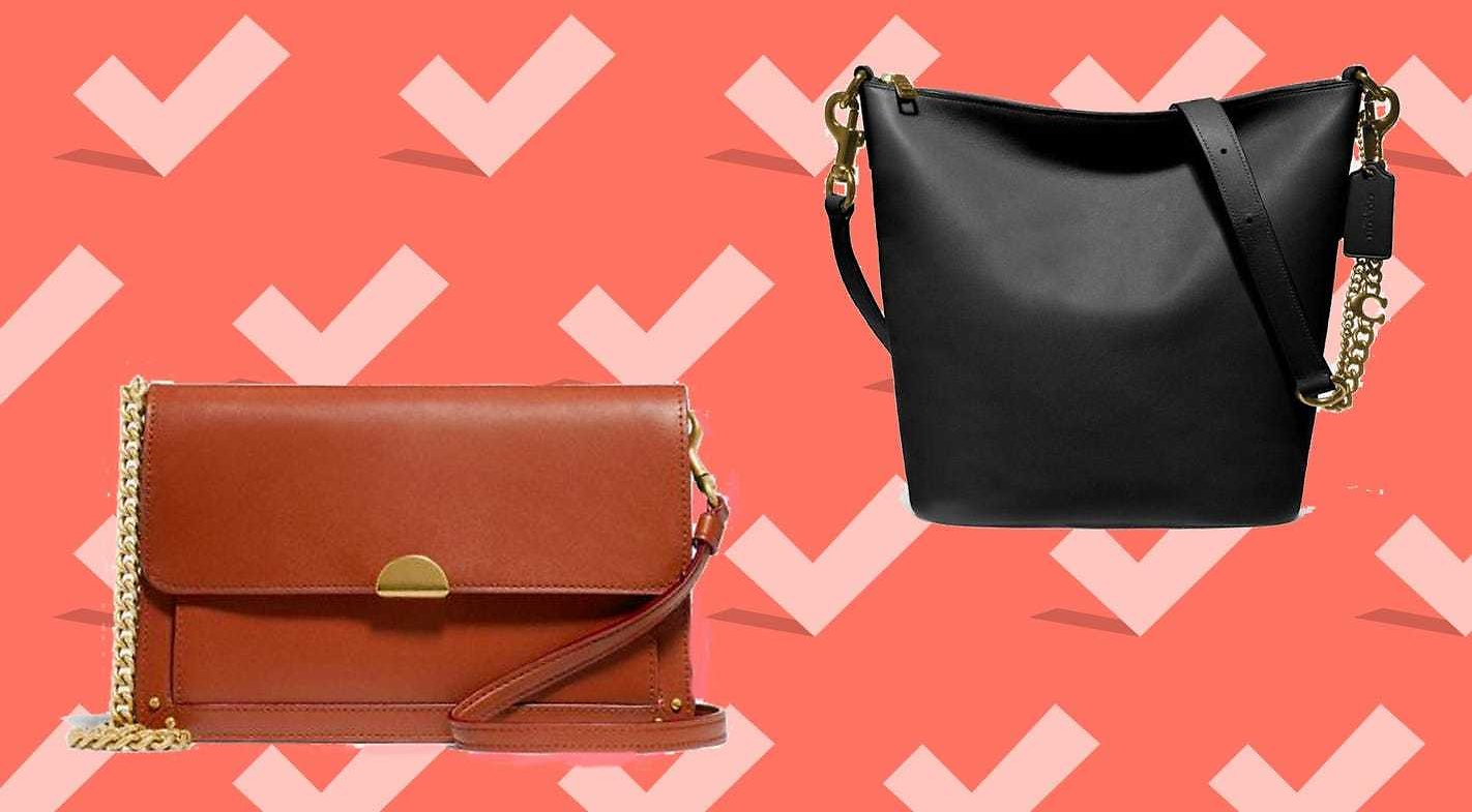 Black Friday 2020: Shop Coach Outlet Bags At 70% Off Right Now