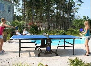 Kettler Berlin Pro Outdoor Table Tennis Table