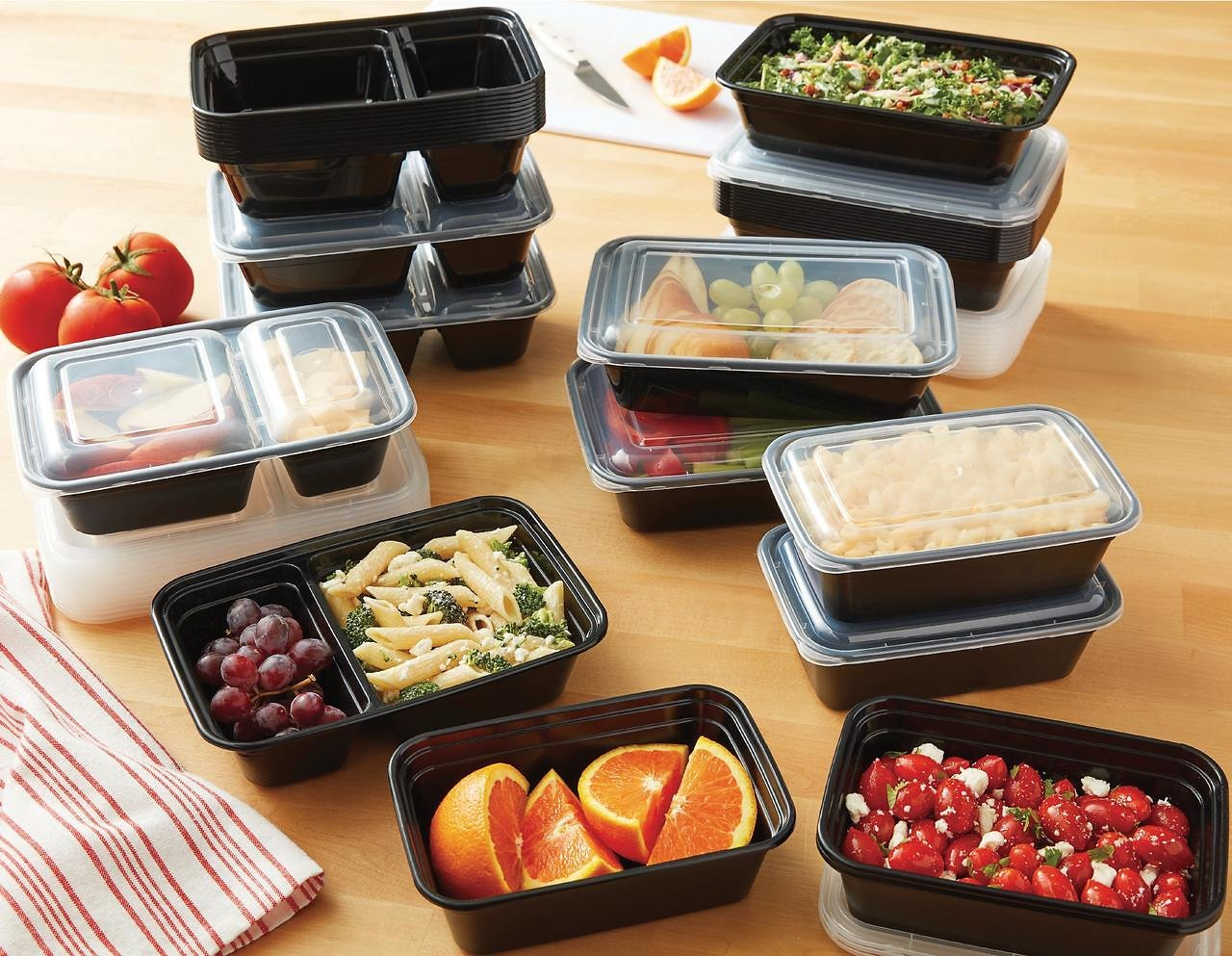 70-Pc Mainstays Meal Prep Set (In-Store)