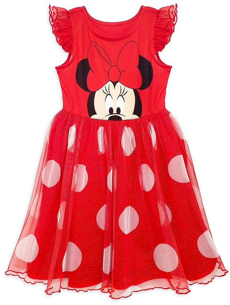 Minnie Mouse Deluxe Nightshirt for Girls | ShopDisney