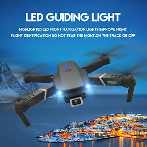 1080P/4K Drone XPro WIFI FPV HD Wide-Angle Camera Foldable Selfie RC Quadcopter