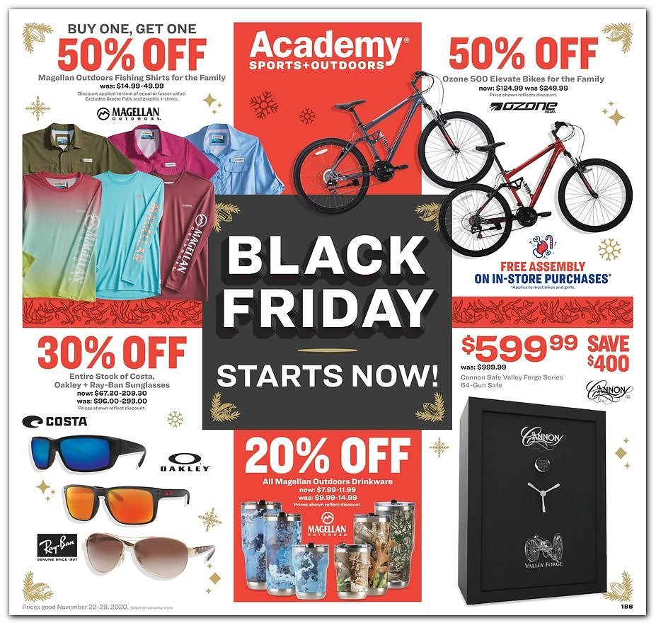 2020 Black Friday Ad Posted!