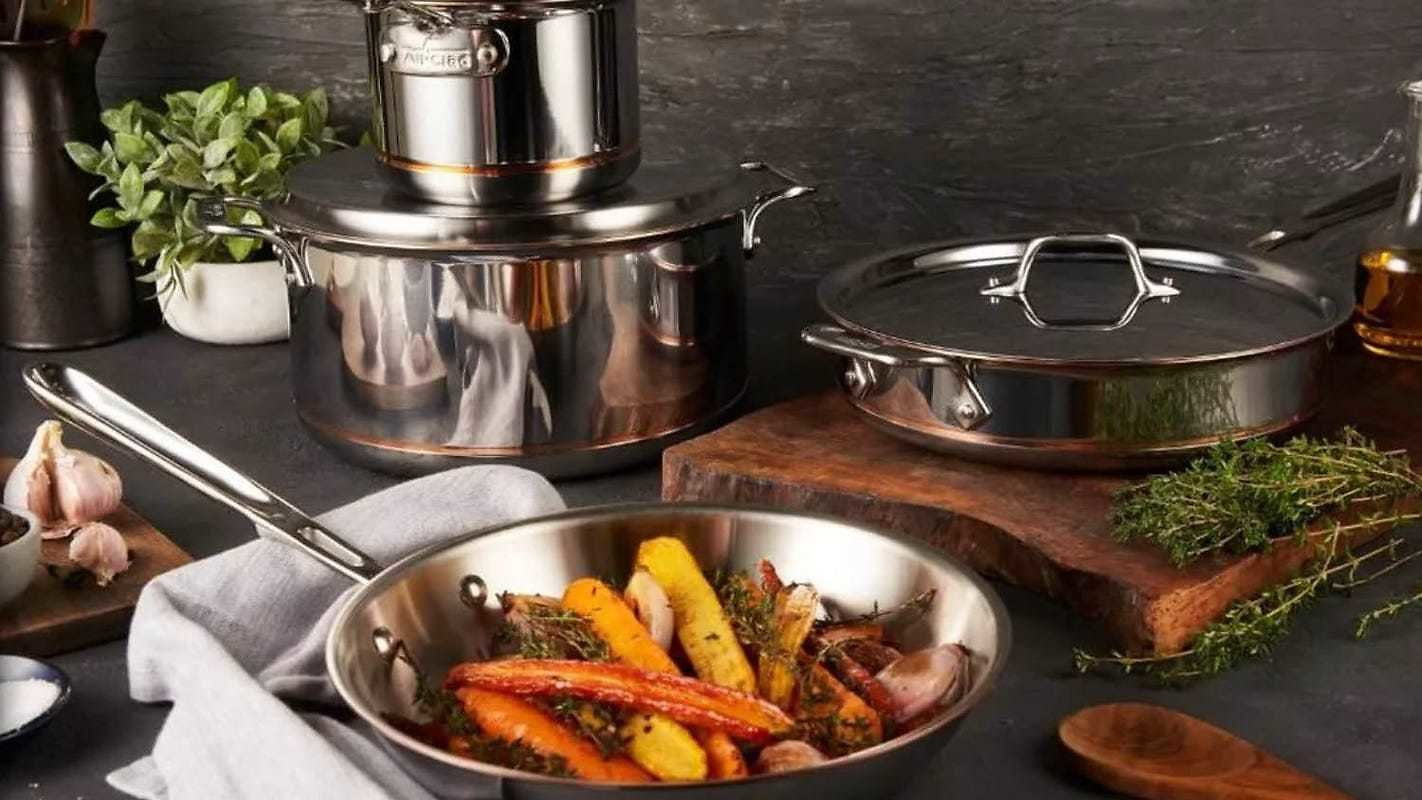 Premium All-Clad Cookware Is Up to 70% Off Right Now for The Brand's Famous VIP Sale