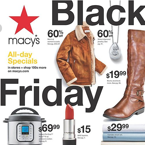 2020 Black Friday AD Just Released!