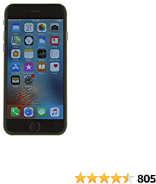 Apple IPhone 8 A1905 64GB LTE GSM Unlocked (Renewed)