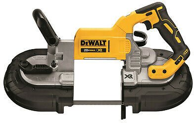 DEWALT 20V MAX XR 5 In. Band Saw (Tool Only) DCS374BR Certified Refurbished