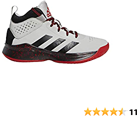 Adidas Unisex-Child Cross Em Up 5 Wide Basketball Shoe