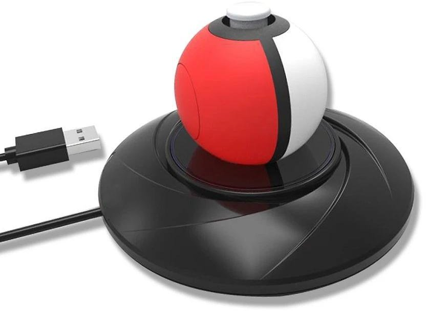 Desktop Charger for Nintendo Switch Poke Ball Plus Controller