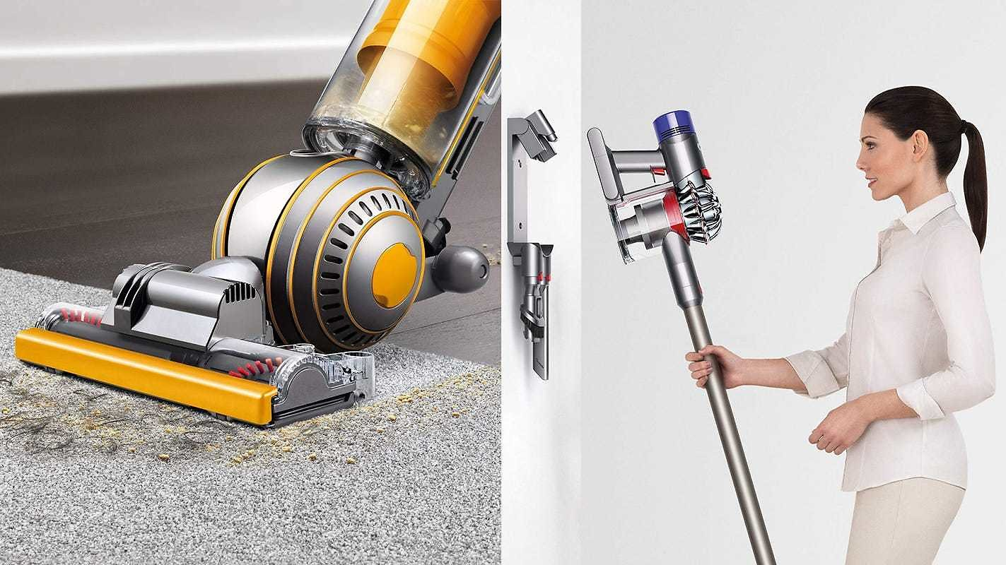 Dyson Vacuums and Purifiers Are Majorly Discounted for Black Friday 2020