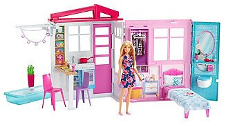 Barbie Doll, House, Furniture and Accessories & Reviews - Home