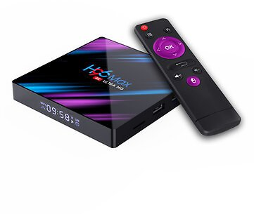 H96 MAX RK3318 2 Go RAM 16GB ROM 5G WIFI Bluetooth 4.0 Android 10.0 4K VP9 H.265 TV Box Support Youtube 4K Audio Et Vidéo Pour La Maison from Électronique Grand Public on Banggood.com