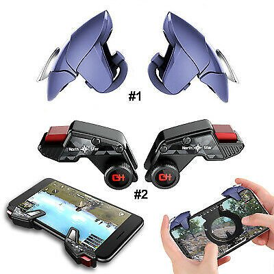 Gamepad Controller PUBG Gaming Fire Button L1 R1 Trigger Mobile Phone Shooter