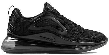 Nike W Air Max 720 AR9293 006 Women's Trainers Black Gym Running Shoes Sneakers