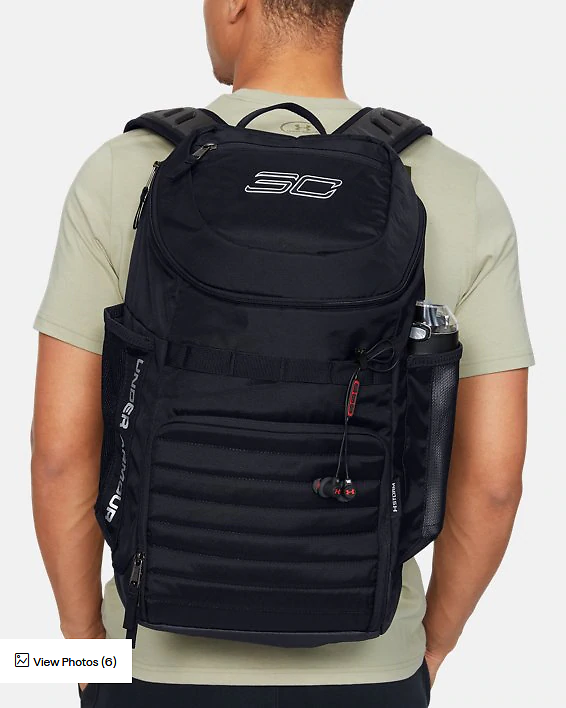Curry Undeniable Backpack + F/S
