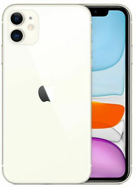 Apple IPhone 11 - 64GB - White (T-Mobile) A2111 New in Box, Unopened!