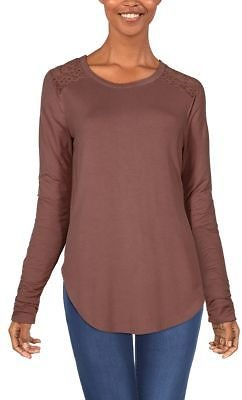 Bob Timberlake Pleat Back Long-Sleeve Knit Top for Ladies | Bass Pro Shops