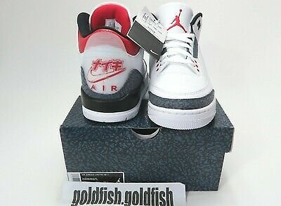 AIR JORDAN 3 RETRO SE JP JAPAN WHITE FIRE RED BLACK DENIM CO.JP CZ6433 100