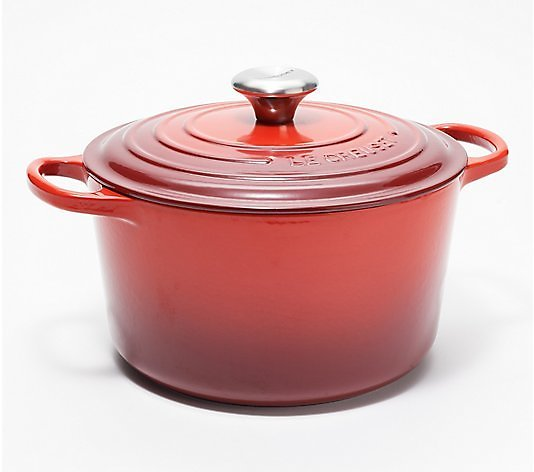 Le Creuset 5.25-qt Cast Iron Deep Dutch Oven