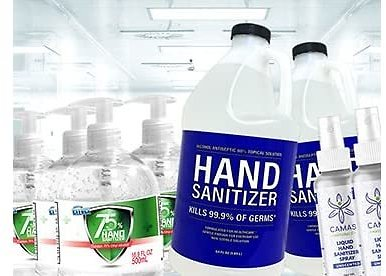 Price Drops On Hand Sanitizer! Up to 70% off + free shipping