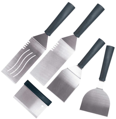 Cuisinart 5-piece Stainless Steel BBQ Tool Set
