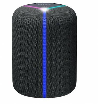 Sony SRS-XB402G EXTRA BASS Portable Wireless Bluetooth Speaker with Built-In Wi-Fi and Google Assistant (Black)