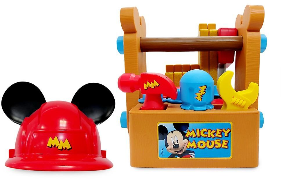 Mickey Mouse Construction Set | ShopDisney