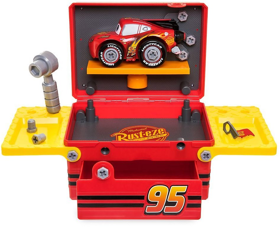 Cars Mechanic Play Set | ShopDisney