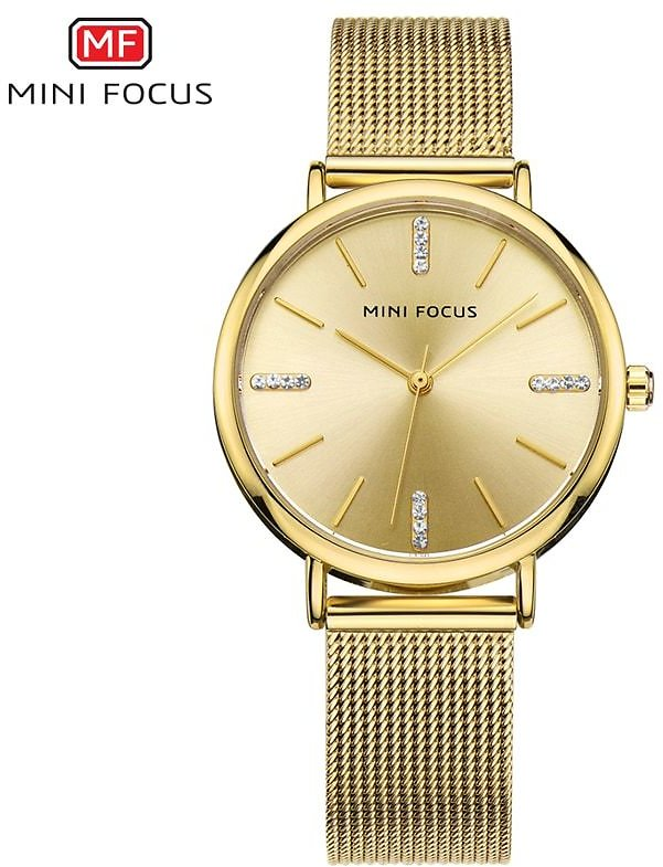 MINIFOCUS Luxury Women Watches Casual Waterproof Ladys Watch Fashion Casual Wristwatches Sale, Price & Reviews | Gearbest