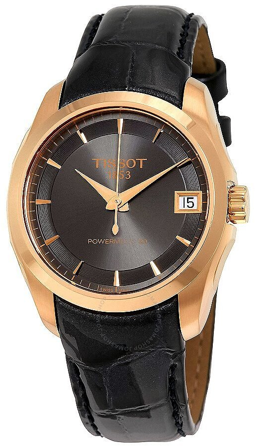Tissot Couturier Automatic Ladies Watch T035.207.36.061.00