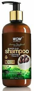 WOW Skin Science Hair Strengthening Shampoo 300ml