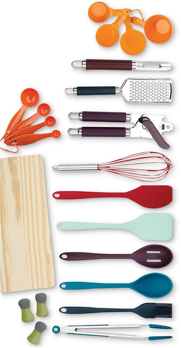 Tools of The Trade 22-Pc. Kitchen Gadget Set
