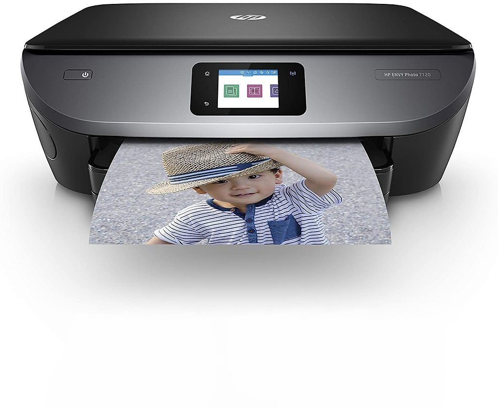HP Envy Photo 7120 Wireless All-in-One Photo Printer