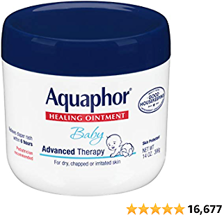 Aquaphor Baby Healing Ointment - Advance Therapy for Diaper Rash,2020