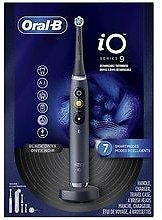 Oral-B IO Series 9 Electric Toothbrush with 4 Brush Heads Black Onyx
