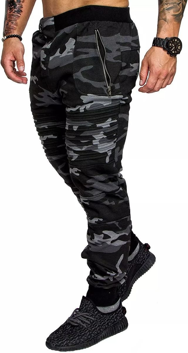 Joggers Mens Pants Pantalones Hombre Cargo Pants Men Harem Pants Tactical Pants Hip Hop Hypebeast Fashion Joggers Trousers Men
