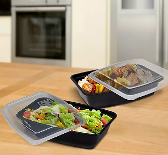 Hefty Food Storage Container (28 Oz., 30 Container.) Pick Up in Club