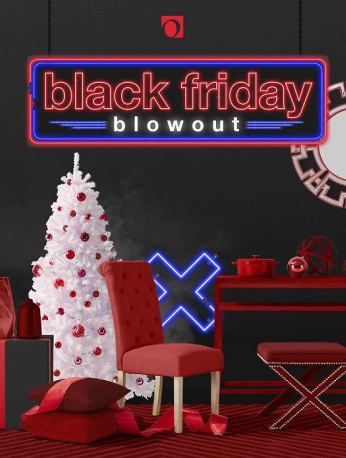 Overstock Black Friday Blowout 2020 AD