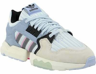 Adidas Zx Torsion W Lace Up Sneakers Casual Sneakers Blue Womens - Size 7 B