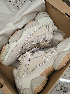 Adidas Yeezy 500 Stone FW4839 Size 12 New with Box