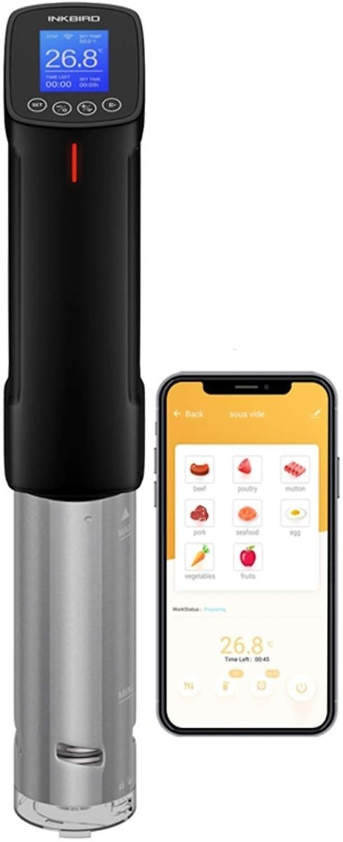 Inkbird WIFI Sous Vide Cookers